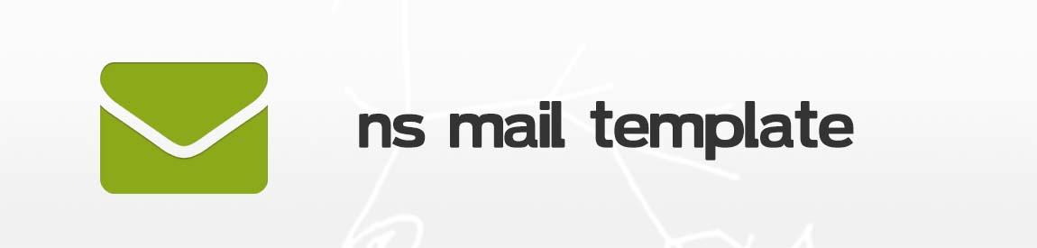 ns mailtemplate header