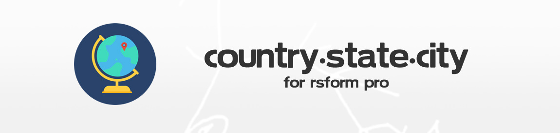 Country State City for RSForm