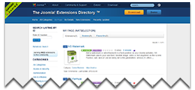 Joomla Extension Directory Houses 7300+ Extensions