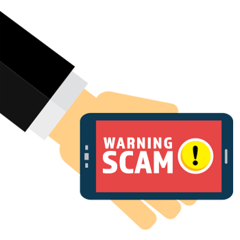 Telemarketer Google Scams