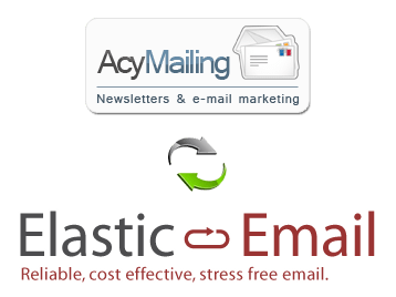 How to Configure AcyMailing with ElasticEmail